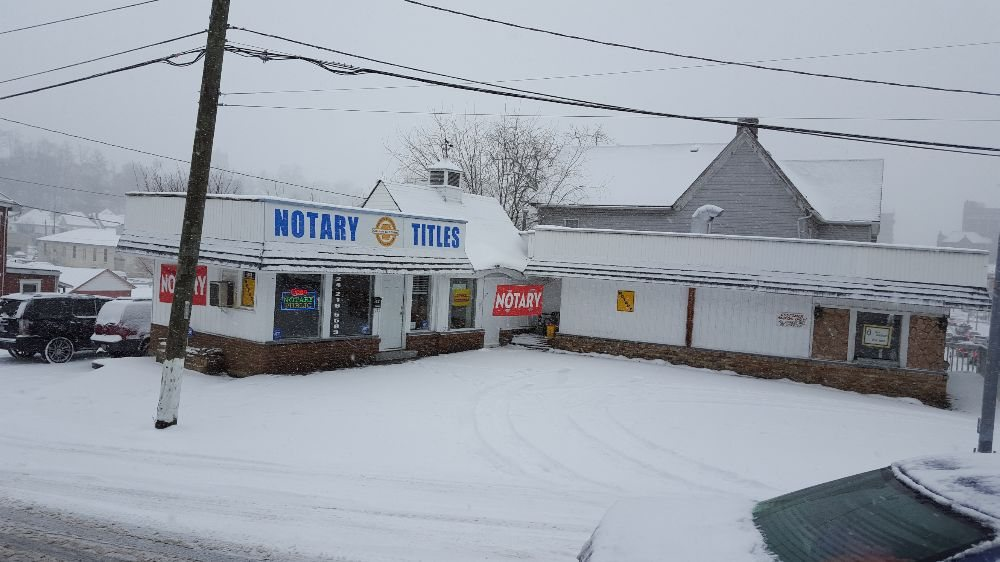 Greensburg Auto Tag & Notary: 249 W Pittsburgh St, Greensburg, PA