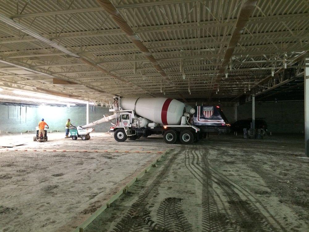 American Concrete: 1310 Walker St, Augusta, GA