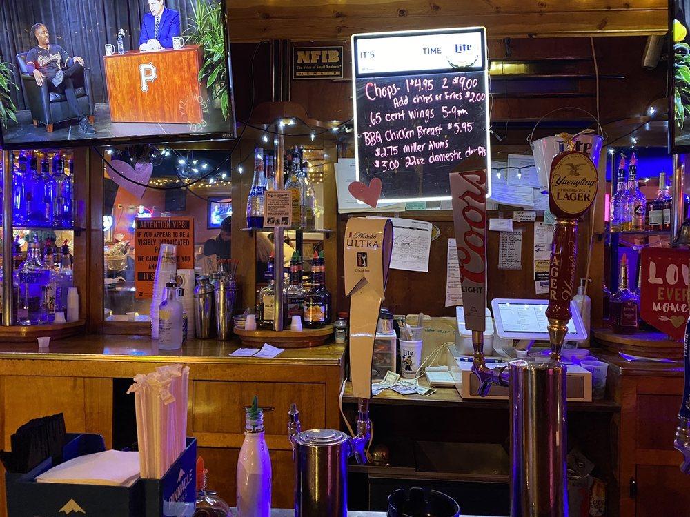 El Dorado Bar: 1109 Rte 837, Monongahela, PA