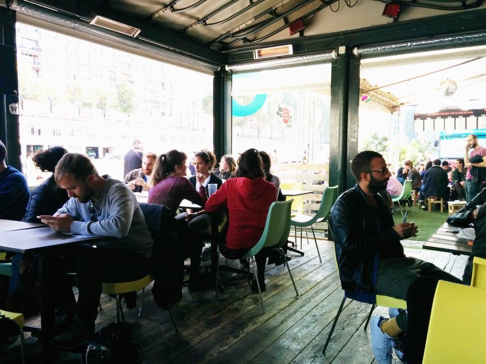 Point eph m re 59 foto 39 s 121 reviews concertzaal 200 quai de valmy 10 me parijs paris - Restaurant quai de valmy ...