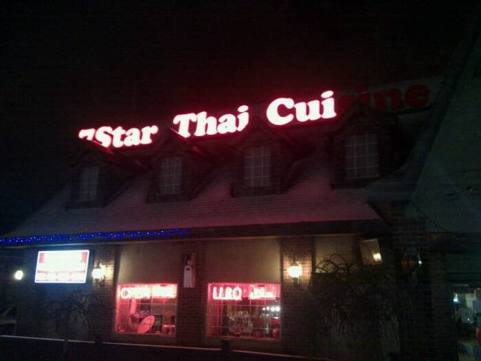 7 star thai cuisine lukket thai 781 warden avenue for 7 star thai cuisine