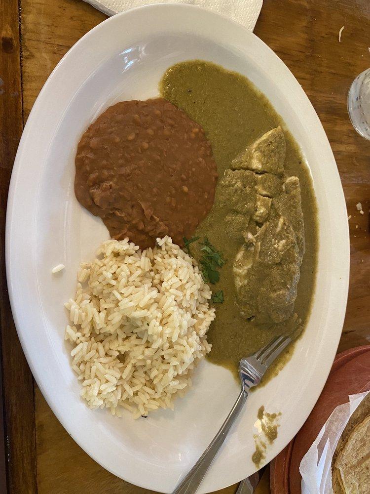 Food from Guajillos