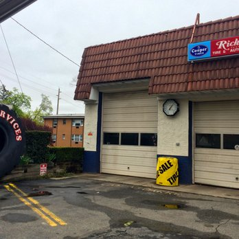 Photo Of Richter S Professional Tire Auto Service Ridgewood Nj United States