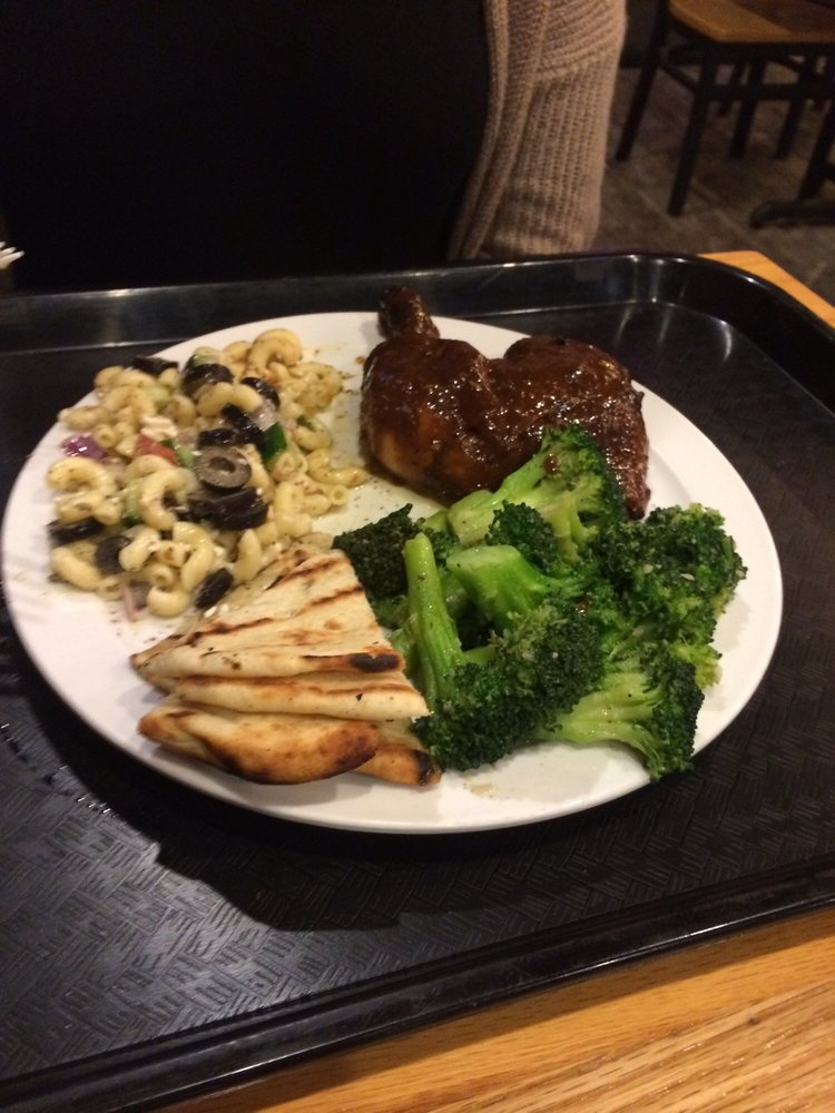 Food from Smokin Chikin