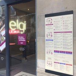 Elgi - Salad - 103 rue Réaumur, 2ème, Paris, France