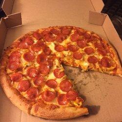 Pizza hut austintown ohio