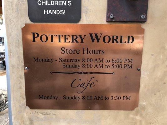Pottery World 4419 Granite Dr Rocklin, CA Fountains Garden