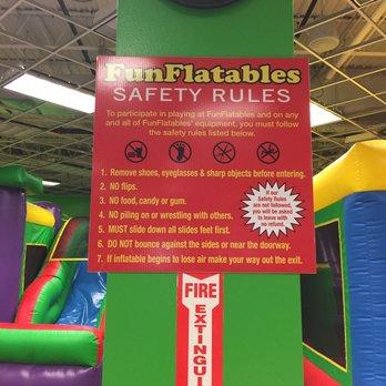 FunFlatables - 14 Photos - Kids Activities - 273 Yorktown Shopping ...