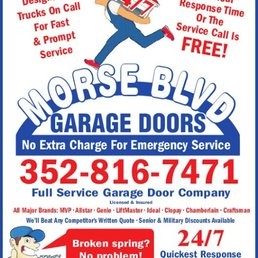 Morse Blvd Garage Doors Garage Door Services Silver