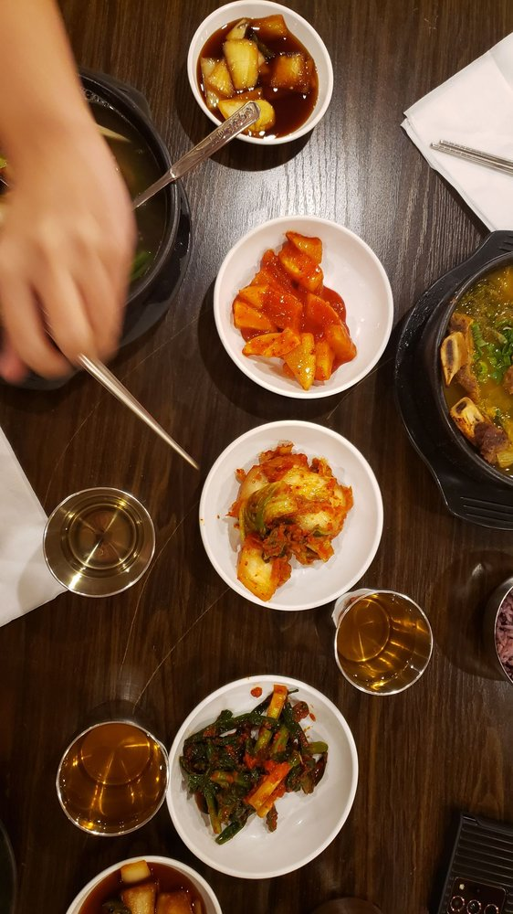 Doma Seolleongtang: 11441 N Stemmons Fwy, Dallas, TX
