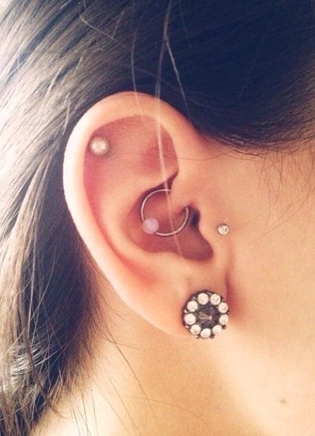 New daith piercing! - Yelp
