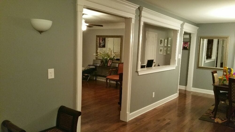 Reyes Pro Contractors And Painting: 4601 Sudley Rd, Gainesville, VA