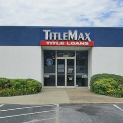 Photo Of Titlemax Title Secured Loans Greenville Sc United States Storefront