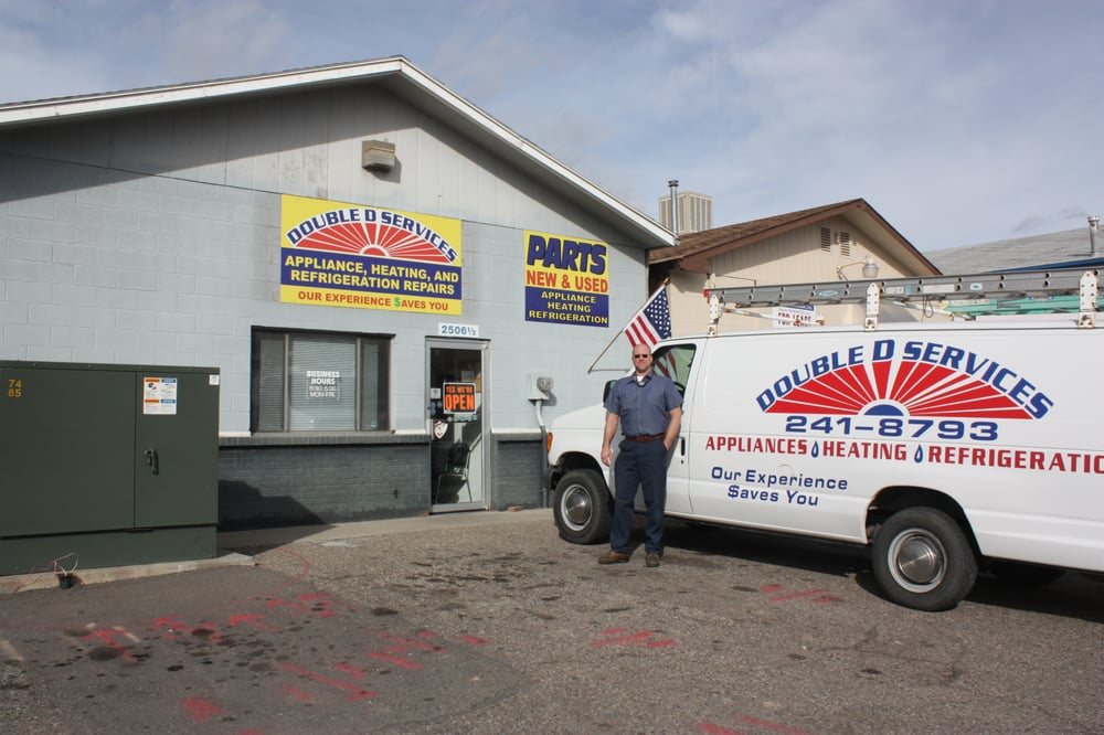 Double D Services: 2506 1/2 Weslo Ave, Grand Junction, CO