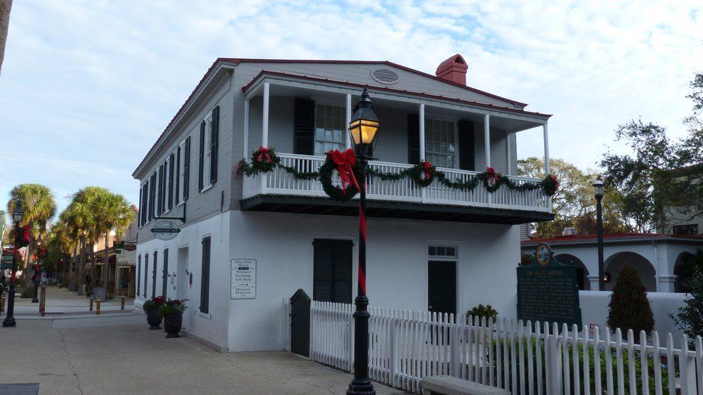 The Peña-Peck House