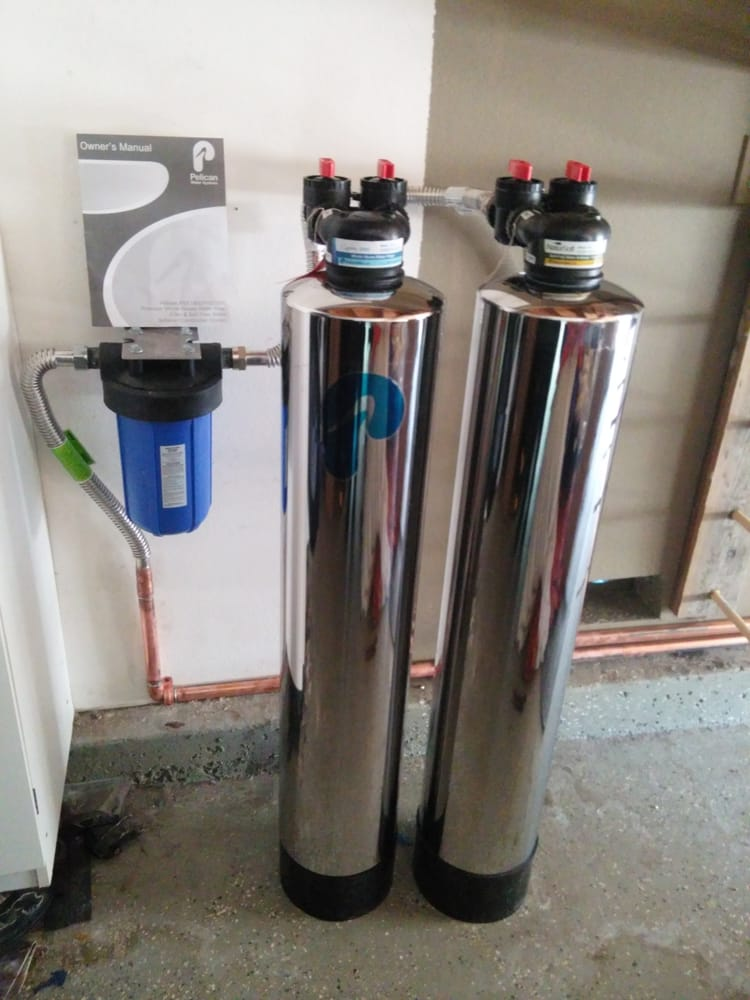 pelican whole house water filtration system