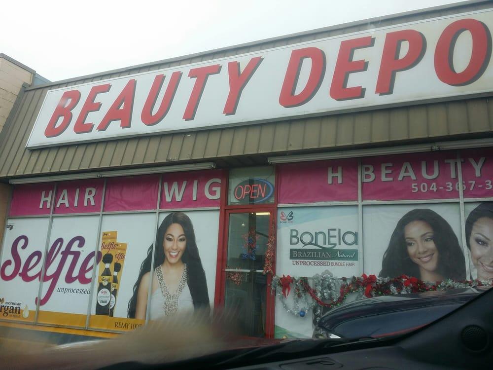 H Beauty Depot: 1508 Lapalco Blvd, Harvey, LA