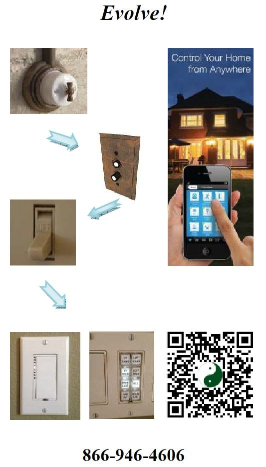 Evolve yelp for Total home control