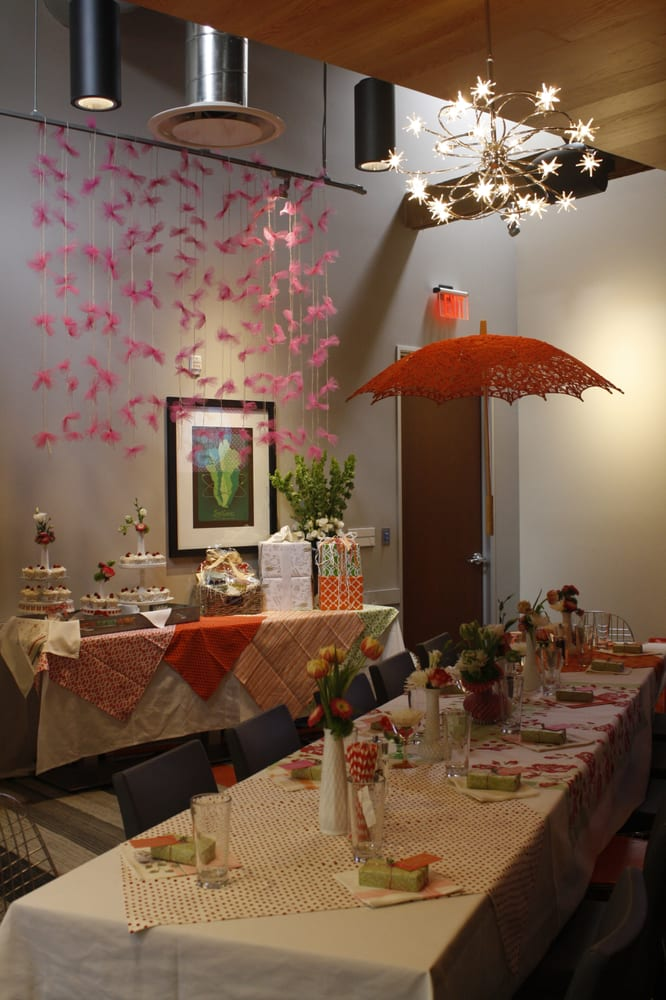 Bridal Shower In Private Room Yelp