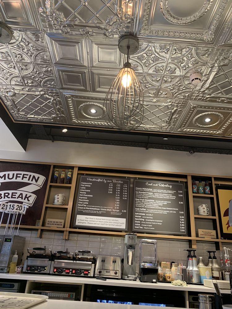 Muffin Break: 15/17 Newgate Row, Chester, CHW