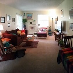 Photo Of Brookview Apartments   Fort Collins, CO, United States. Living Room /