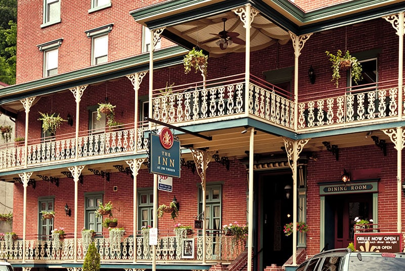 Restaurants On Broadway In Jim Thorpe Pa