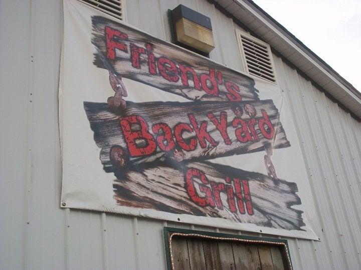Friend's Backyard Grill: 383 W Main St, Clarksville, OH