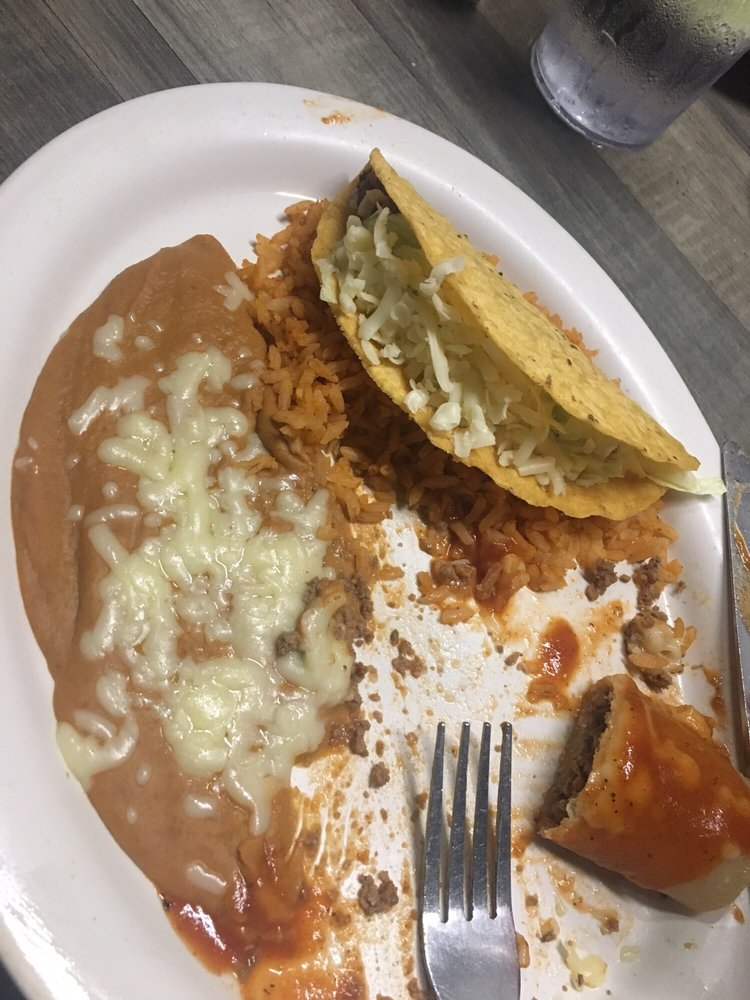 Los Amigos Mexican Grill: 1603 Main St, Tell City, IN