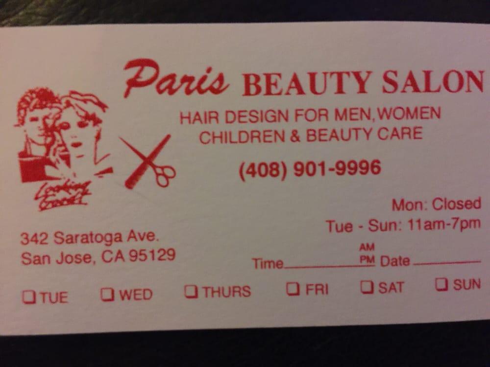 Paris beauty salon last updated june 11 2017 hair for 901 salon prices