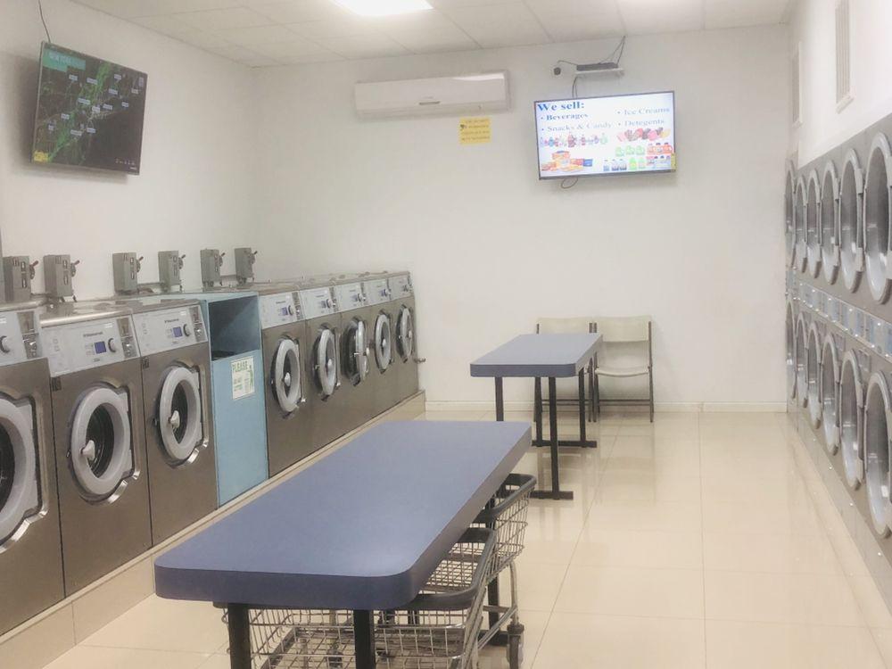 7 Stars Laundromat: 286 Main St, Keansburg, NJ