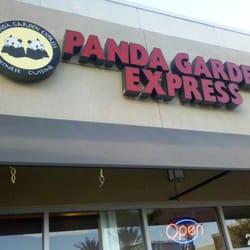 Panda garden express closed chinese 4294 riverwalk for Gardening express reviews