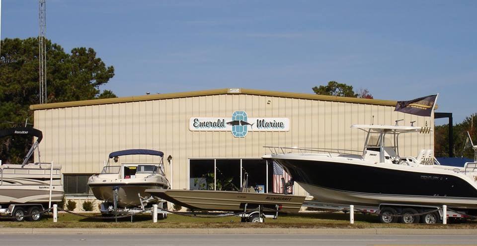 Emerald Marine Boats: 1001 Wb McLean Blvd, Cape Carteret, NC