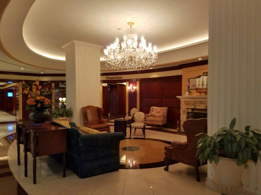 The New Sanno Hotel