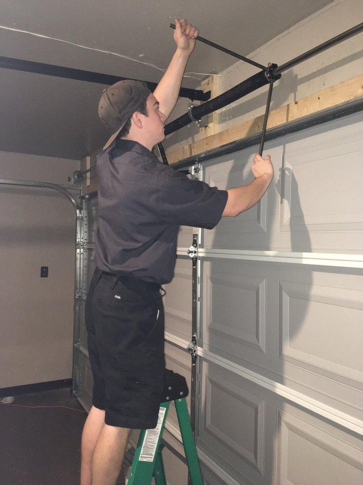 Neighborhood Garage Door Services: Raleigh, NC
