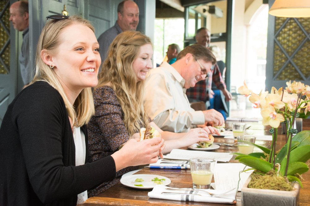Rooted Fork Foodie Tours: Napa, CA