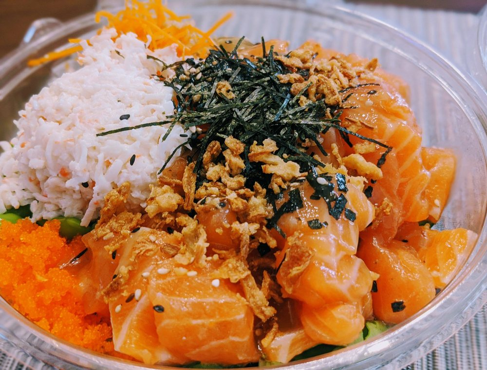 Poke n' Squeeze: 233 W Main Ave, Morgan Hill, CA