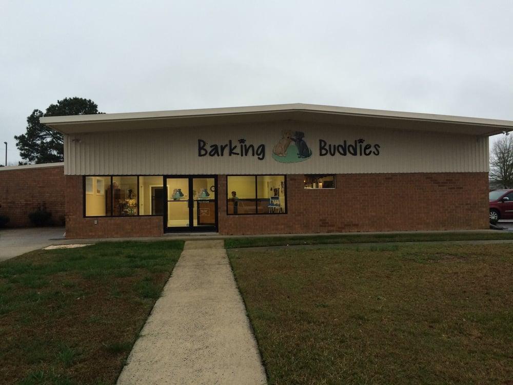 Barking Buddies: 104 Trade St, Greenville, NC