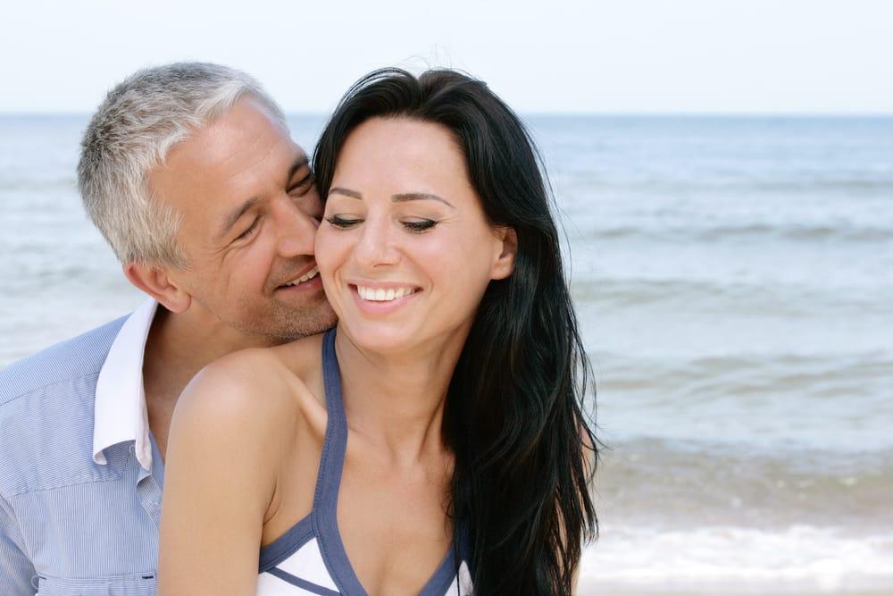 Younger women older men — 12