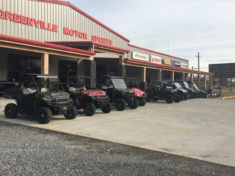 Greenville Motor Sports: 3802 Hwy 82 W, Leland, MS