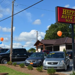 Hepperly auto sales 11 photos car dealers 2313 e for Alexander motors jackson tennessee