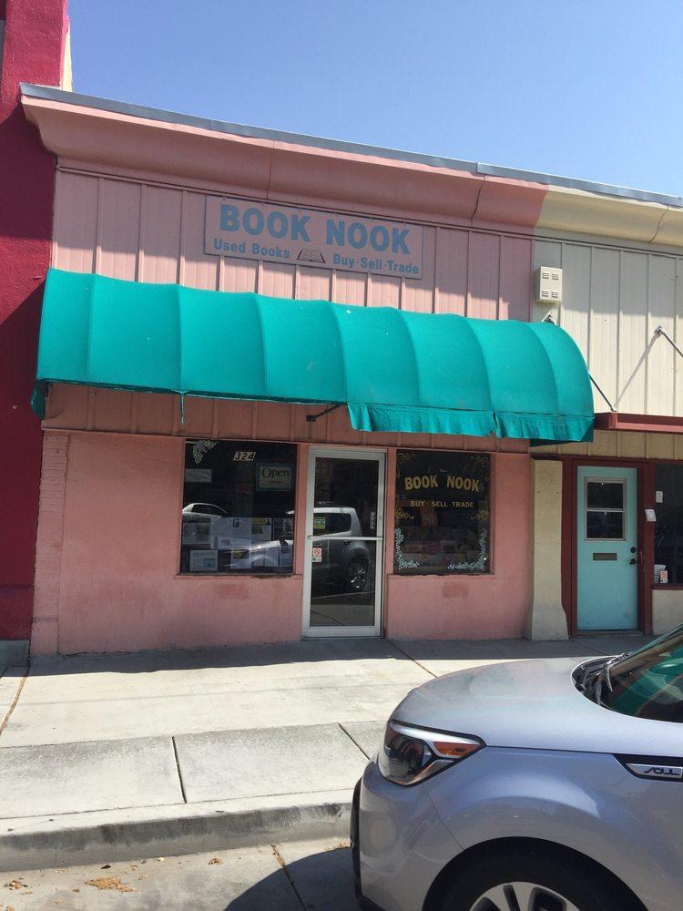 Book Nook: 324 W Gurley St, Prescott, AZ