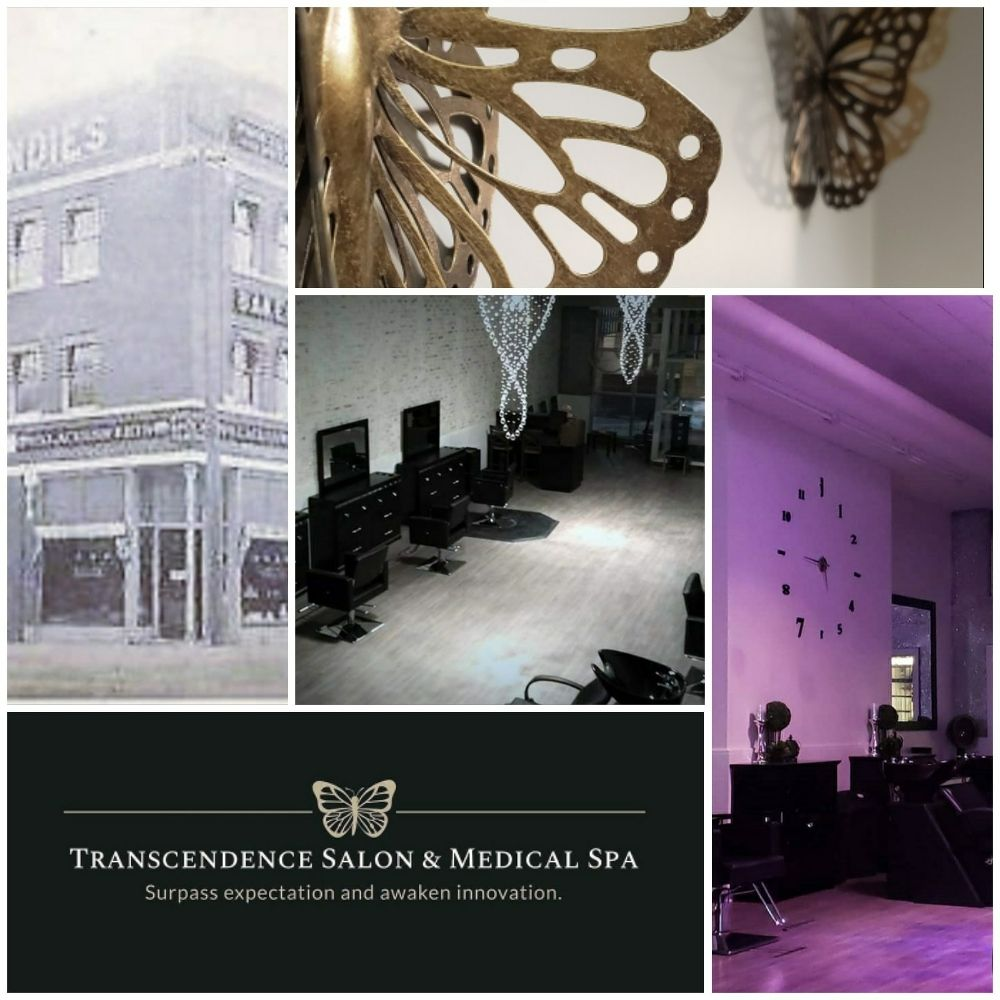 Transcendence Salon and Medical Spa: 2522 13th St, Columbus, NE