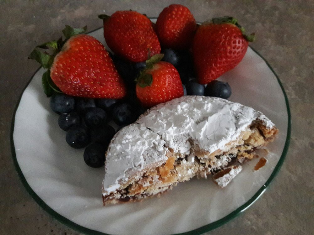 Orange Peel Pastries, Cakes & More