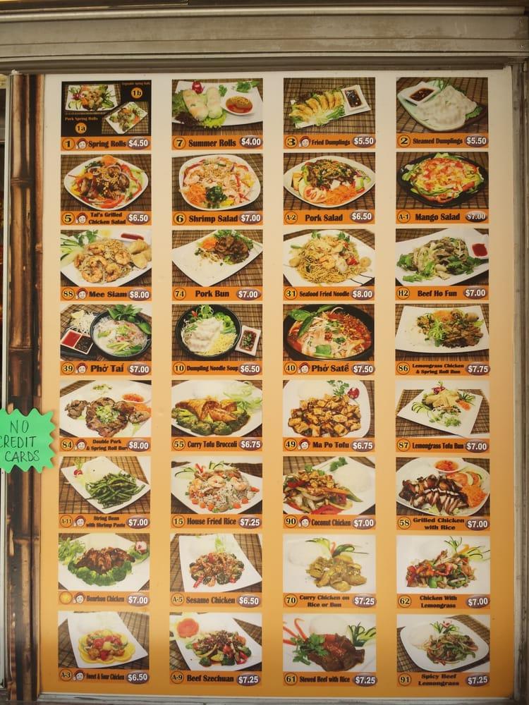 Thai Food Near Drexel Hill Pa
