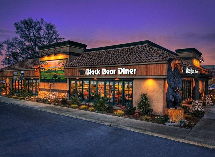 Black Bear Diner: 401 W Lake St, Mount Shasta, CA