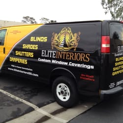 Superbe Photo Of Elite Interiors   Poway, CA, United States. Our New Van Wrap