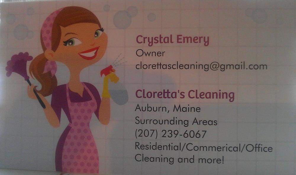 Cloretta's Cleaning: Auburn, ME