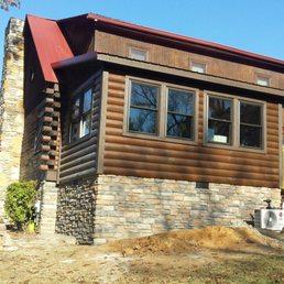 Photo Of Merrell Home Improvement Clarksville Tn United States Custom Log