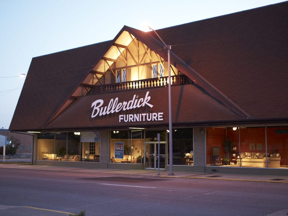 Bullerdick Furniture: 20 S 9th St, Richmond, IN