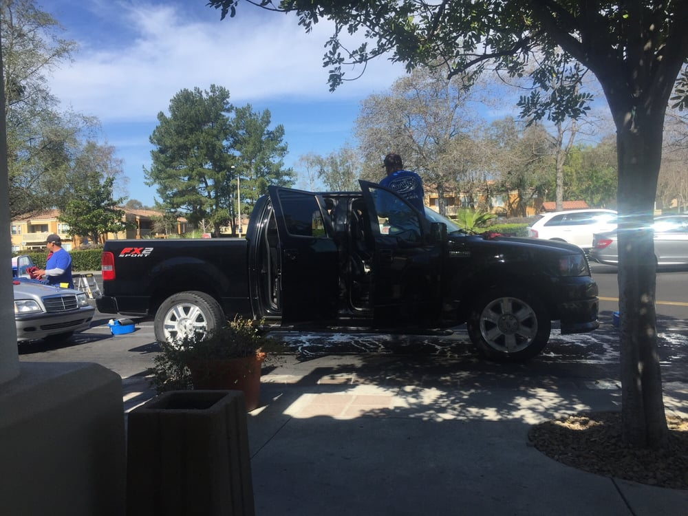 Car Wash Detailing Near Rancho Santa Margarita